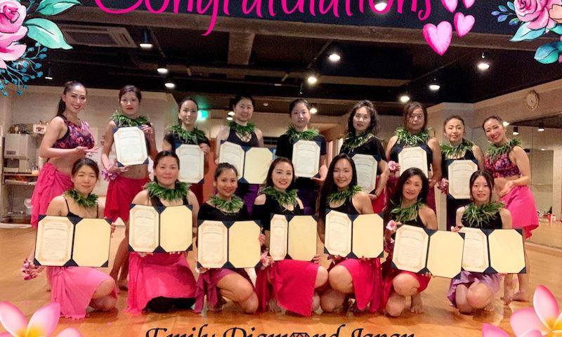 ベリーダンス教室EmilyDiamondJapanベリネシアンダンスワークショップ2019