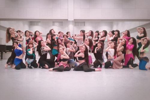2019.Fig主催workshop|東京のベリーダンス教室EmilyDiamondJapan