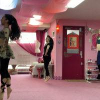 東京都千葉のベリーダンススクールEmily Diamond Japanの新クラス「美身舞クラス」がスタート致しました