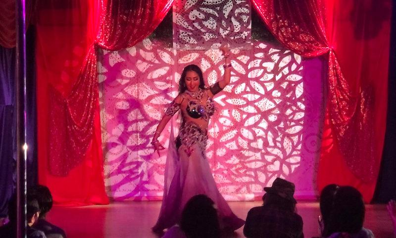 東京のベリーダンス教室EmilyDiamondJapan The Silkroad御礼