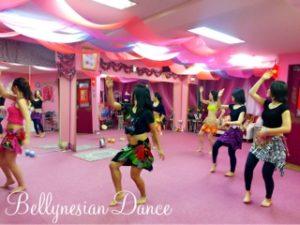 ベリネシアンダンスクラススタジオヘルシェイム
