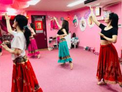 ボリウッドダンス教室