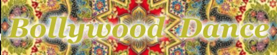 ボリウッドダンス教室のロゴ