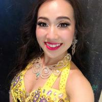 東京のベリーダンス教室EmilyDiamondJapan講師ElisaJamilaが錦糸町のシルクロードカフェ様主催の「ThaSilkroad」に出演いたしました。