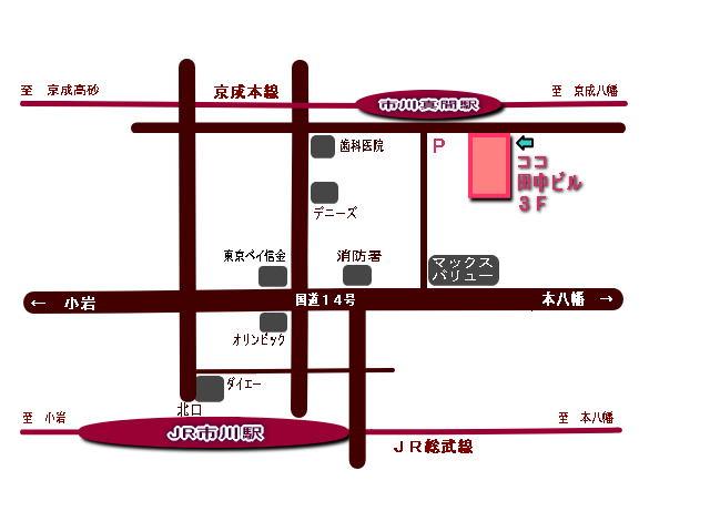 スタジオヘルシェイム地図