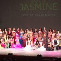 ベリーダンス ジャスミンフェスティバル2016フィナーレ