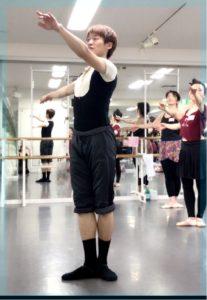 大人から始めるバレエ 丁寧に指導致します 現役バレエダンサー