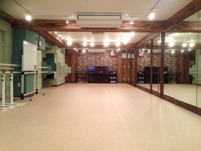 表参道スタジオ内部