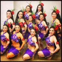 5月3日(水)山梨県甲斐市双葉ふれあい文化館にて開催されましたOasis Bellydance Festivalにベリネシアンダンスチームと出演をさせて頂きました。
