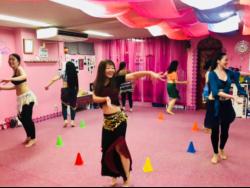 ベリーダンス教室・プレパフォーマンスクラス