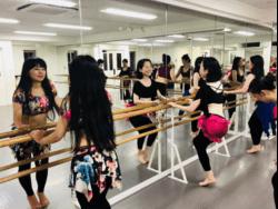 ベリーダンス教室プレパフォーマンスクラス