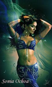 エジプトを発祥とするスタイルで優雅で繊細、感情表現が豊かです。 以前エジプトでは、ベリーダンスを規制する法律があり、フロアワーク(床に寝ころんだり、膝や腰をついたりして踊ること)や一部のムーブメント、そして外国人が踊ることが禁止されていました。 そのため、衣装も露出控えめでエレガントなタイプが主流でしたが、最近では自由度が増してミニスカートや体のラインを強調するものなど、多種多様なデザインが誕生しています。